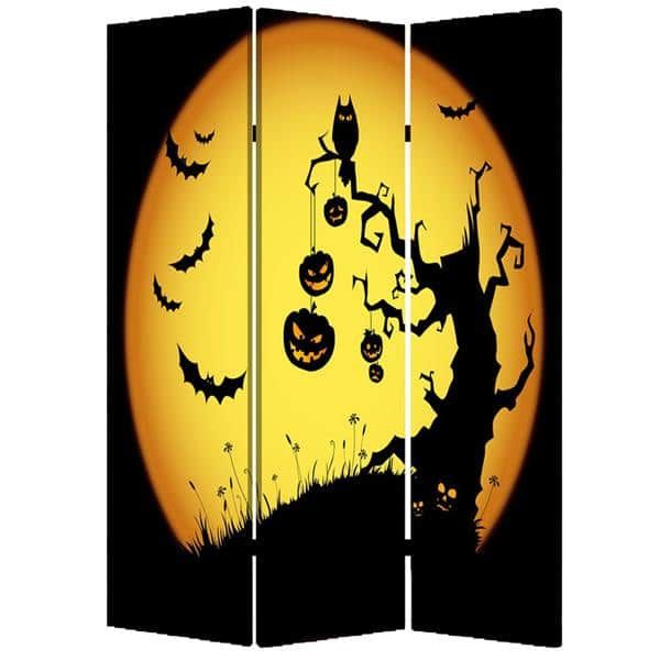 Halloween Screen