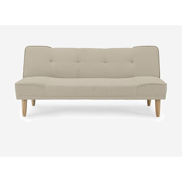 Miami Convertible Sofa - Heavenly Linen