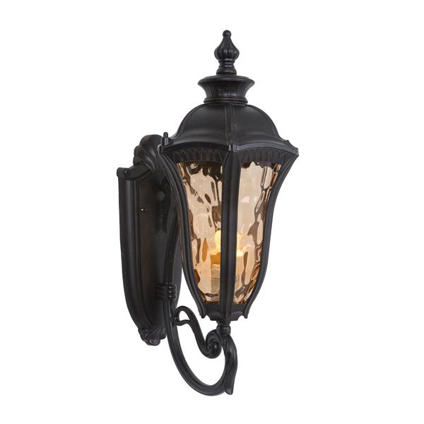 11.25 CFL Exterior Light -  Oil Weathered Bronze