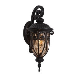 7 Hanging Light - Oil-Rubbed Bronze