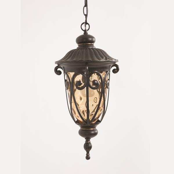 9 Hanging Light - Oil-Rubbed Bronze