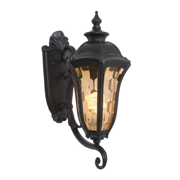 9.25 CFL Exterior Light -  Oil Weathered Bronze