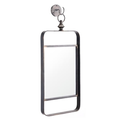 Rectangle 2 Mirror Black