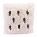 Pink Cactus Pillow Beige & Pink - ZUO3152