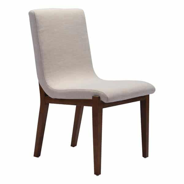 Hamilton Dining Chair Beige - Set of 2