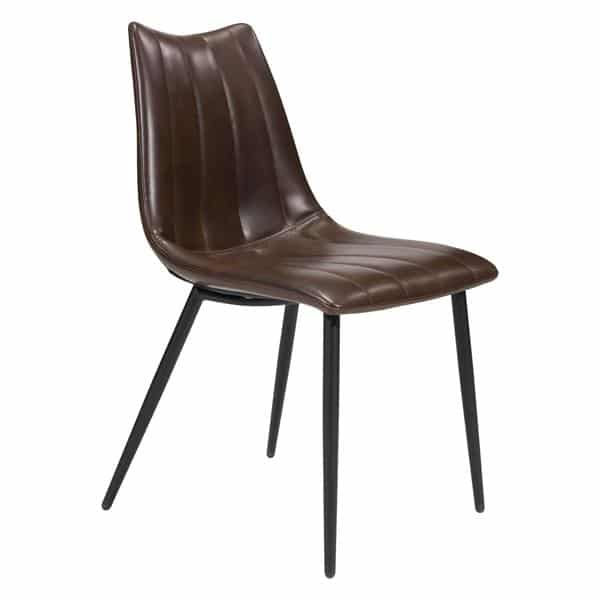 Norwich Dining Chair Brown - Set of 2