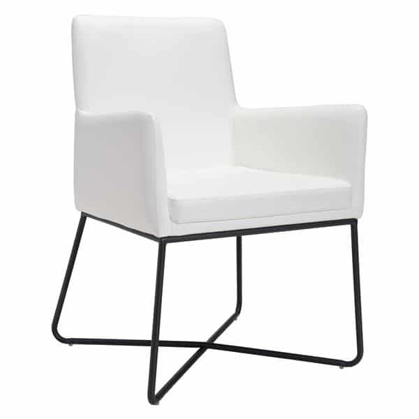 Axel Dining Chair White