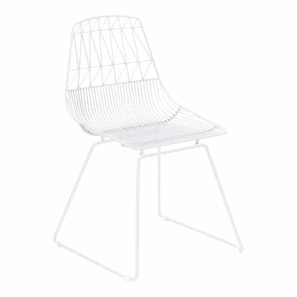 Brody Dining Chair White