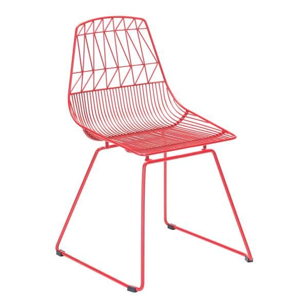 Brody Dining Chair Red
