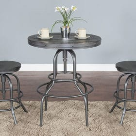 Adjustable Height Stools Category